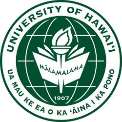 Logo of University of Hawaii at Mānoa