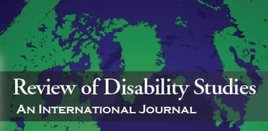 Review of Disability Studies (2016) logo