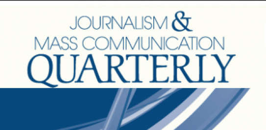 Journalism & Mass Communication Quarterly (2020) logo