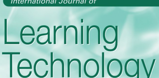 The International Journal of Learning Technology (2016) logo