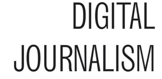 Digital Journalism (2015) logo