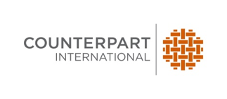 COUNTERPART International logo section image