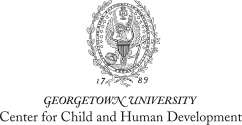 CCHD Georgetown University Logo section image