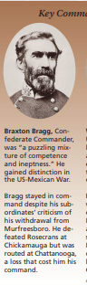 IMAGE and TEXT: Key Commanders – Braxton Bragg section image