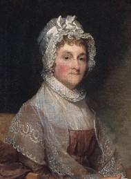 Portrait: Abigail Adams section image