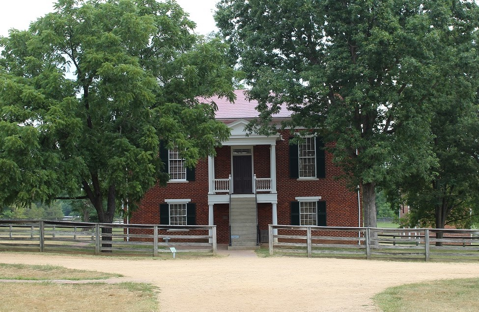The Historic Appomattox County Courthouse section image