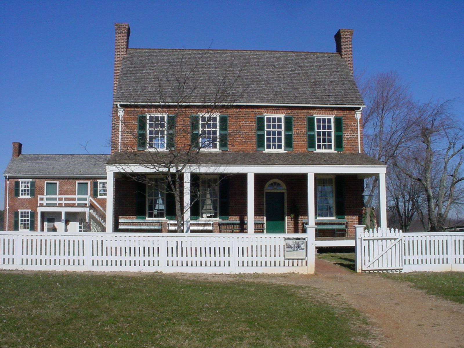 Clover Hill Tavern section image