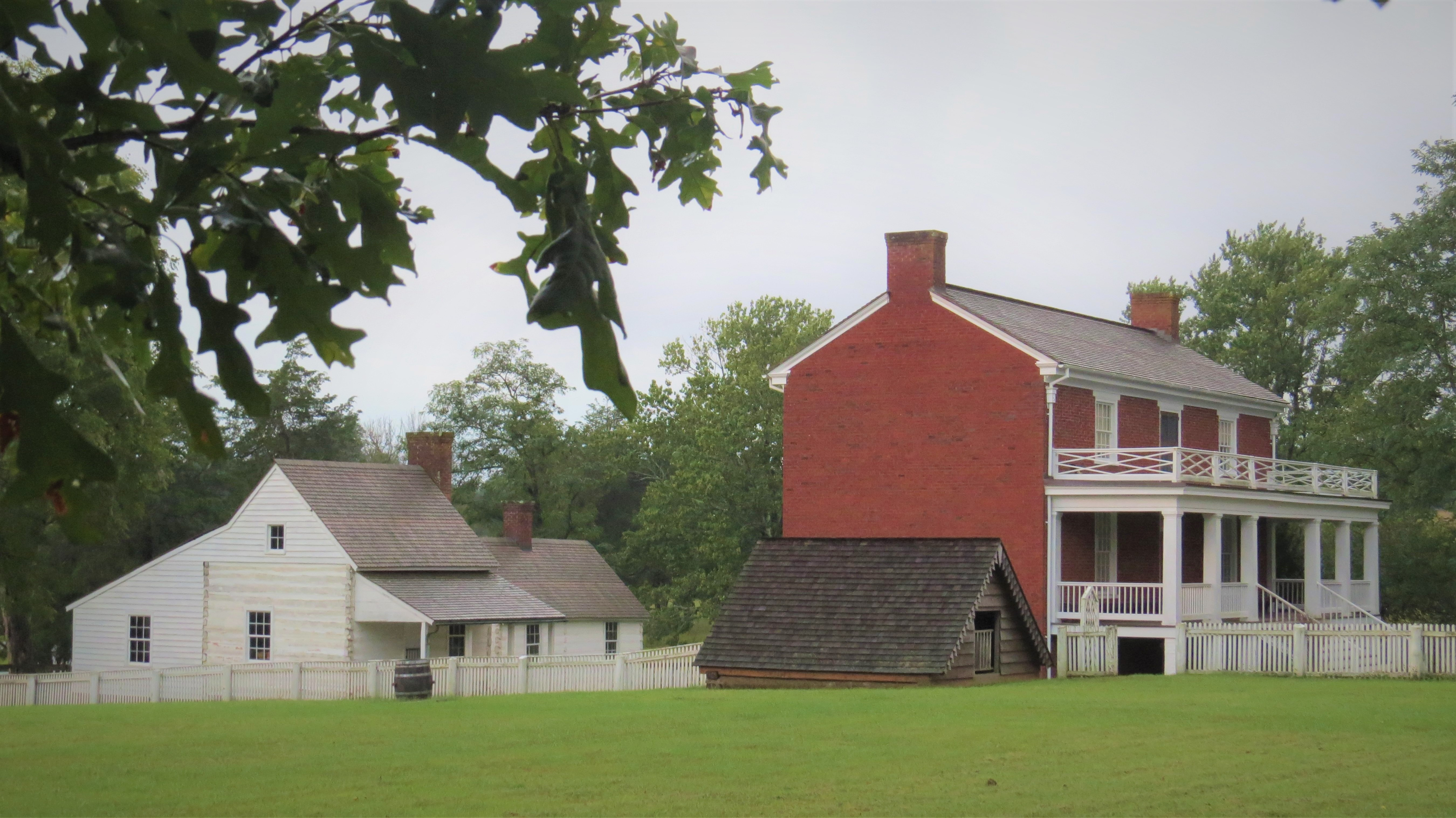 The McLean House section image