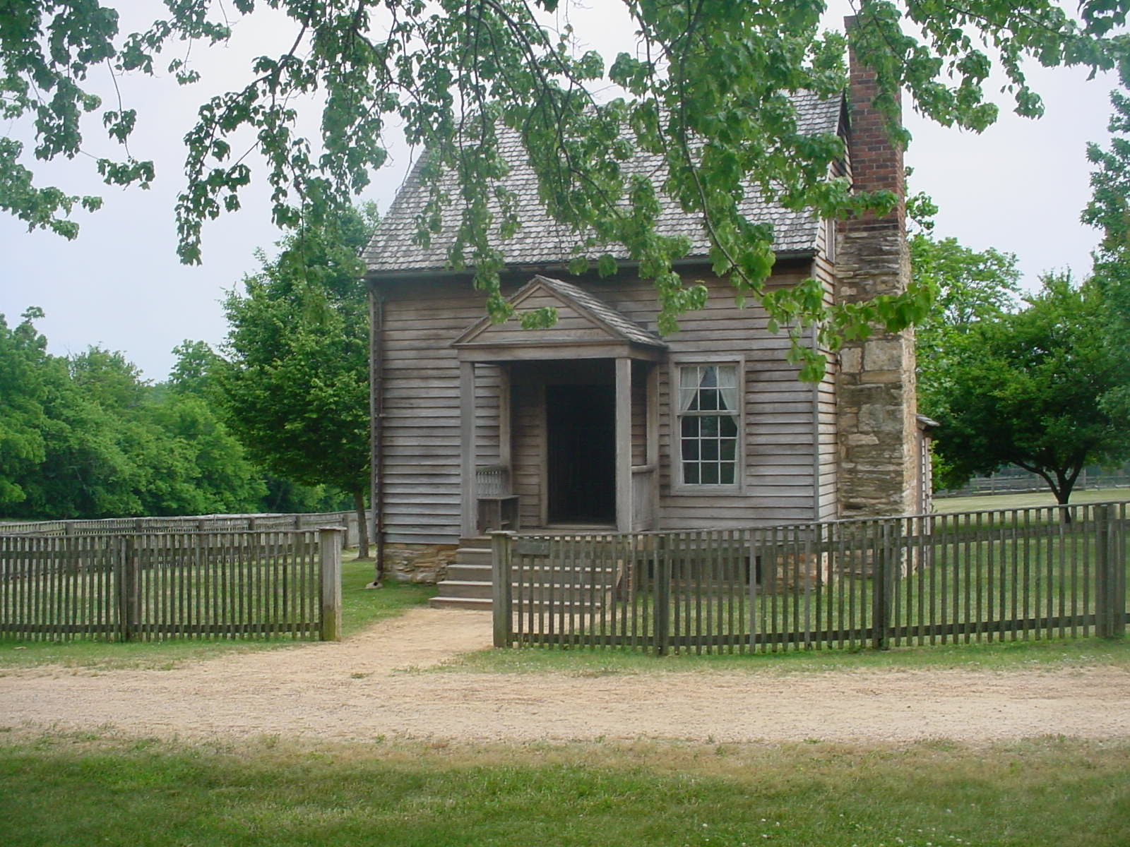 Kelley Robinson House section image